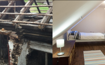 Дом Копривник
