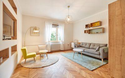 Первоклассные апартаменты с частным бассейном в Любляне