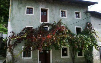 Дом в деревне Сенишки Брег