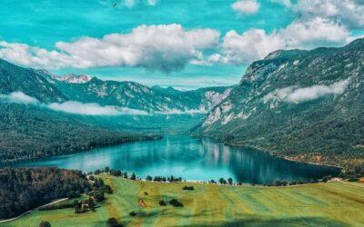 Приватное предложение: Роскошное шале с апартаментами на берегу озера Бохинь